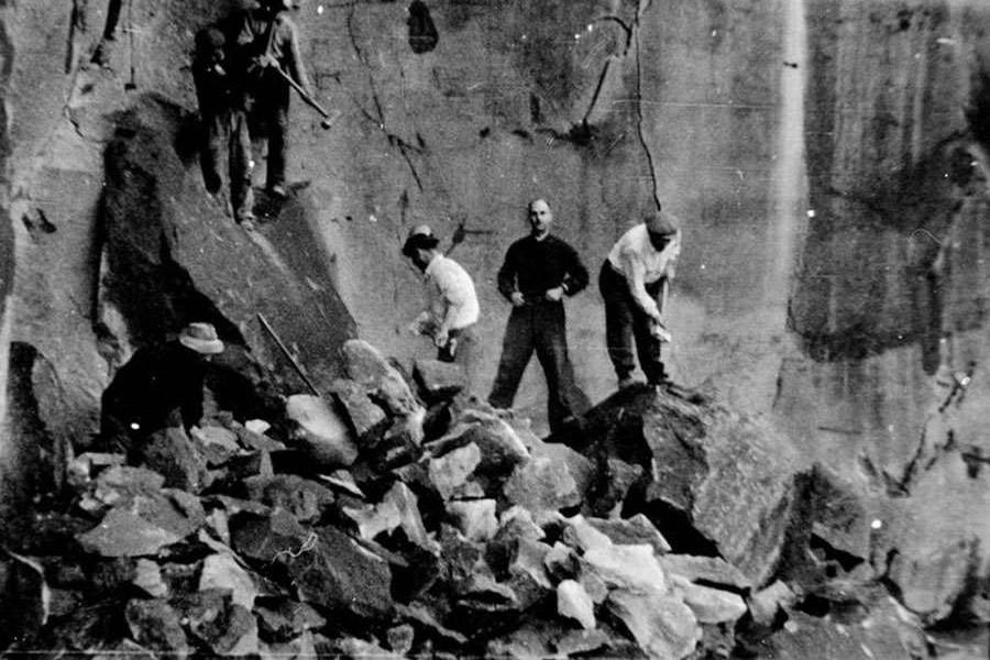 Bazalt - szara eminencja wśród kamieni